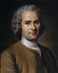 Maurice Quentin de La Tour: Portrait of Jean-Jacques Rousseau