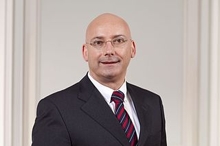 Mauro Pedrazzini politician from Liechtenstein and Minister for society