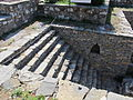 Mausoleo di alicarnasso, scalinata 02.JPG