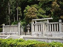 Mausoleum of Emperor Jomei.jpg