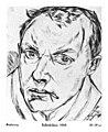 Max Beckmann - Selbstbildnis,1919.jpg