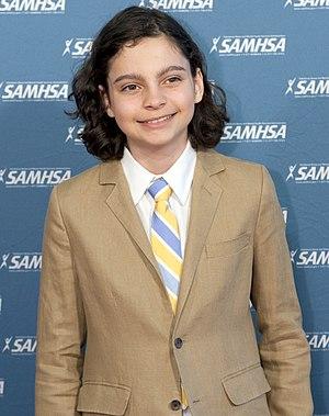 Max Burkholder - Burkholder at the 2011 Voice Awards
