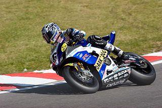 German motorcycle racer