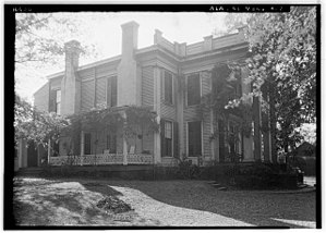 McBryde–Screws–Tyson House - McBryde Tyson House