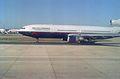 McDonnell Douglas DC-10-30 G-BHDJ British Airways, London Gatwick (LGW) - UK, August 1990. (5717585813).jpg