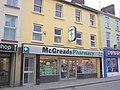 McGreads Pharmacy, Omagh - geograph.org.uk - 142160.jpg