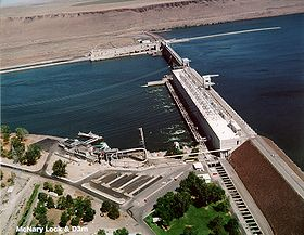 Image illustrative de l'article Barrage de McNary