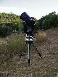 Verwonderend Telescoop (optica) - Wikipedia OW-41