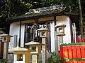 Mefu-jinja (Takarazuka) Toyotama-jinja.jpg
