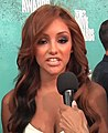 Melanie Iglesias at MTV Movie Awards 2012.jpg