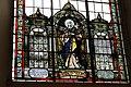 Memorial window, Blandford Church.JPG
