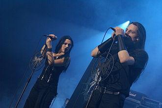 Darzamat - Image: Metalmania 2007 Darzamat 08
