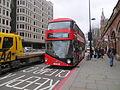 Metroline bus LT106 (LTZ 1106), route 390, 23 February 2014.jpg