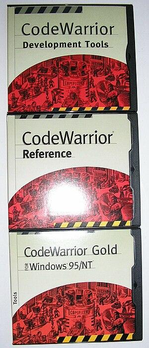 CodeWarrior - Metrowerks CodeWarrior Professional Release 1