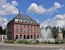 Place raymond mondon wikimonde for Chambre de commerce de tours