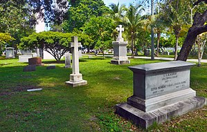 Miami City Cemetery - Image: Miami City Cemetery (2)