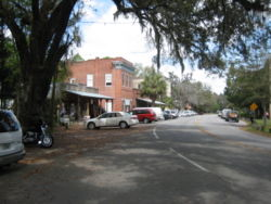 Micanopy commercial district