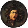 Michelangelo Merisi da Caravaggio - Medusa.png