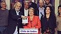 Michelle Bachelet recibió apoyo de guionistas y cineastas - 4.jpg