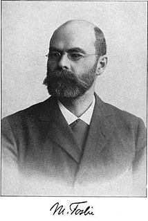 Mikael Heggelund Foslie Norwegian phycologist