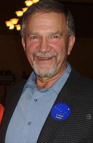 Mike Kelly (Alaska politician)