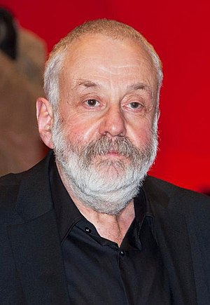 1996 Cannes Film Festival - Mike Leigh, Palme d'Or winner