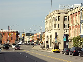Port Huron, Michigan City in Michigan, United States