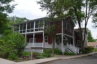 Elsah, Illinois Village in Illinois, United States