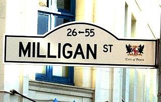 Milligan Street, Perth