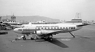 TWA Flight 260 - Image: Mills Field 4martin (4395667839)
