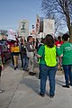 Milwaukee Public School Teachers and Supporters Picket Outside Milwaukee Public Schools Adminstration Building Milwaukee Wisconsin 4-24-18 0999 (27863932768).jpg