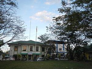 Minalin, Pampanga - Town hall (seat of Government, Pamahalaang Bayan)