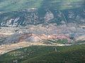Miniera e Bakrit Gjegjan.JPG