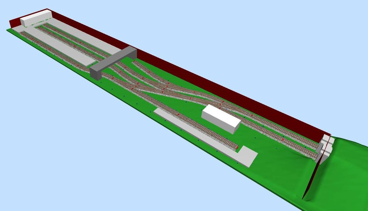 Minories (model railway) - Wikipedia