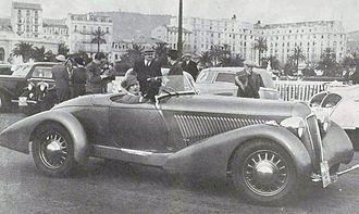 Amilcar - Amilcar Racer