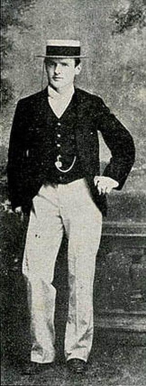Charles Douglas Moffatt - Moffatt in 1892.