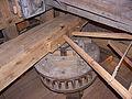Molen De Korenbloem, Kortgene bovenwiel bovenrondsel busdeur (1).jpg