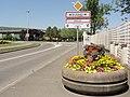 Molsheim (Bas-Rhin) city limit sign.jpg