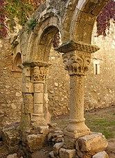 Monestir de Sant Sebastià dels Gorgs (Avinyonet del Penedès) - 2.jpg