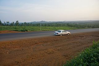 Monrovia to Gbarnga highway.jpg
