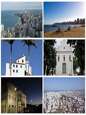 5016c3273 Do topo, em sentido horário: Vista de Vila Velha a partir do Convento da