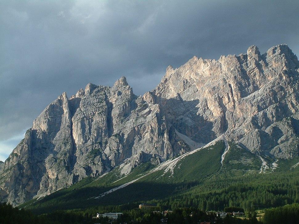 Montagna Cortina d%27Ampezzo