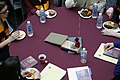 Montaigne Scholarship discussion table Shimer College 2011.jpg