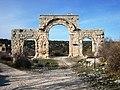Monumental city entrance-şehir girişi-uzunca burç - panoramio.jpg