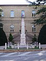 Monumento ai caduti 2 - Castelleone di Suasa, Italia.JPG