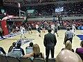 Moody Coliseum SMU versus UConn 25 Feb 2014.jpg