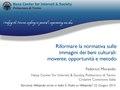 Morando, Riformare la normativa sulle immagini dei beni culturali.pdf
