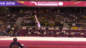 Файл:Morgan Hurd - Floor Exercise - 2018 World Championships - Events Finals.webm