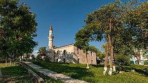 Mangalia - Image: Moscheia Esmahan Sultan
