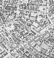 Moscow, 1850s map of Chisty lane and neighborhood.jpg